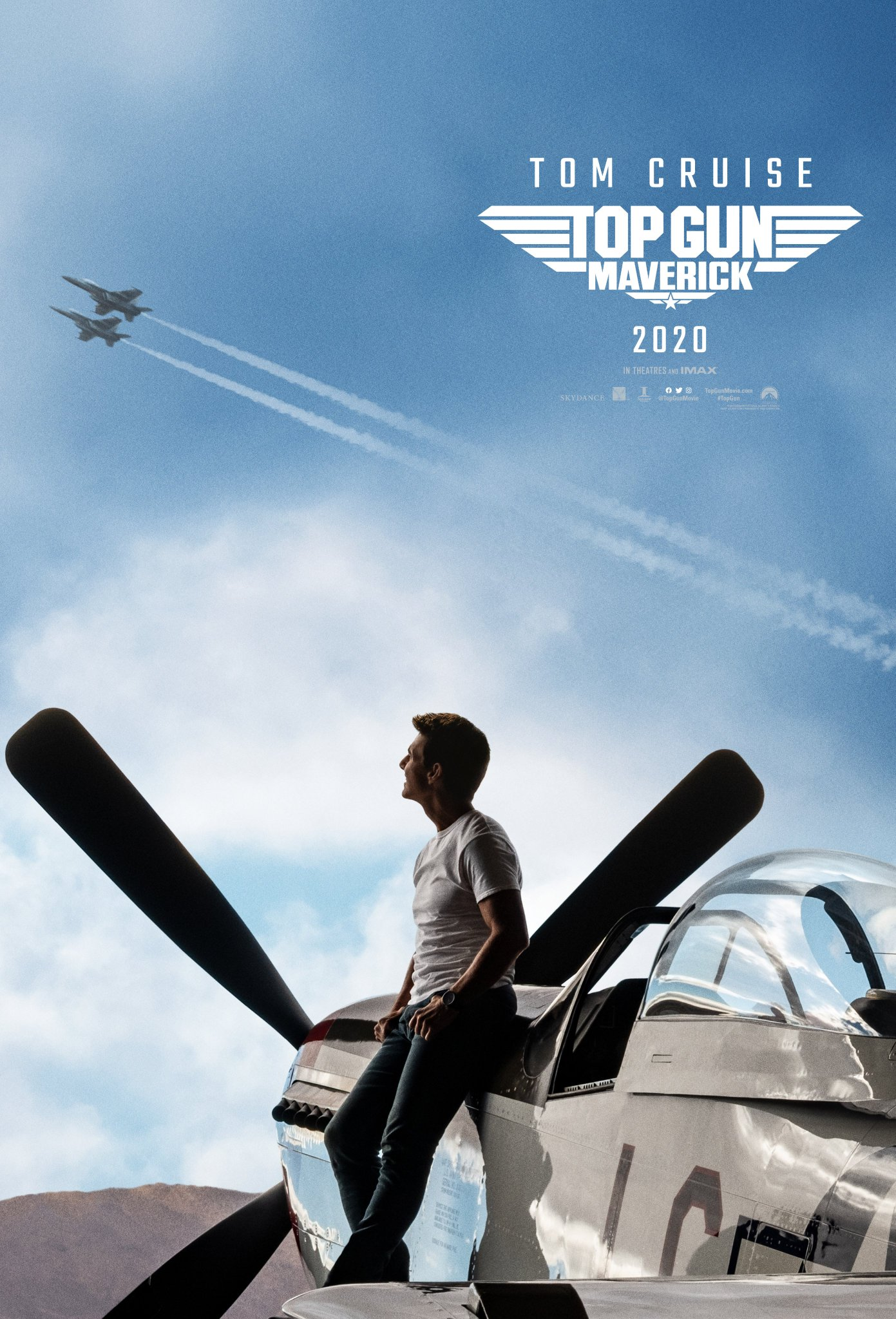 Top Gun 2 Trailer & Poster