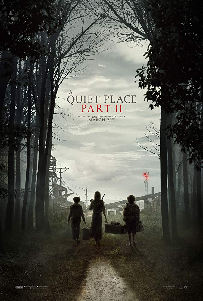 A Quiet Place 2 Trailer & Poster