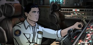 Archer Staffel 11 Start