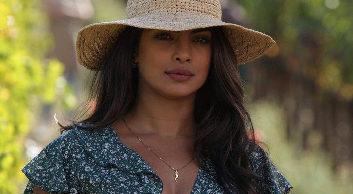 Matrix 4 Priyanka Chopra