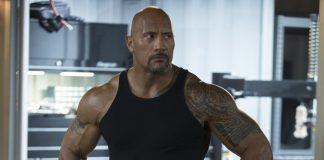 Dwayne Johnson Serie