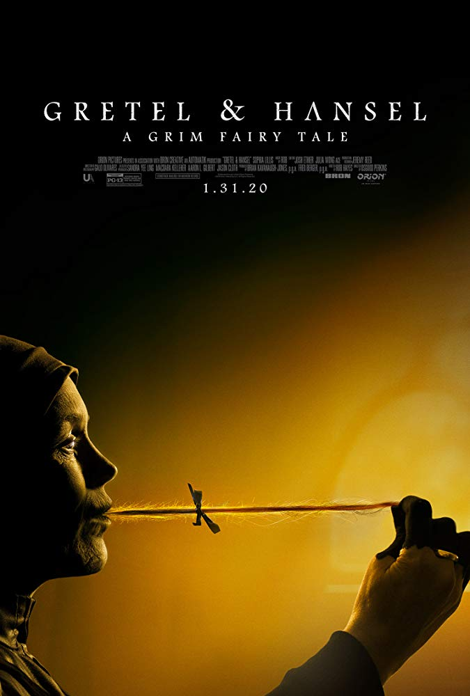Gretel and Hansel Trailer & Poster 1