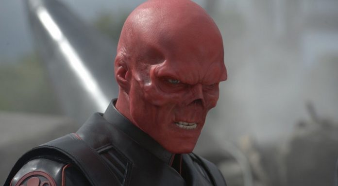 Hugo Weaving Red Skull