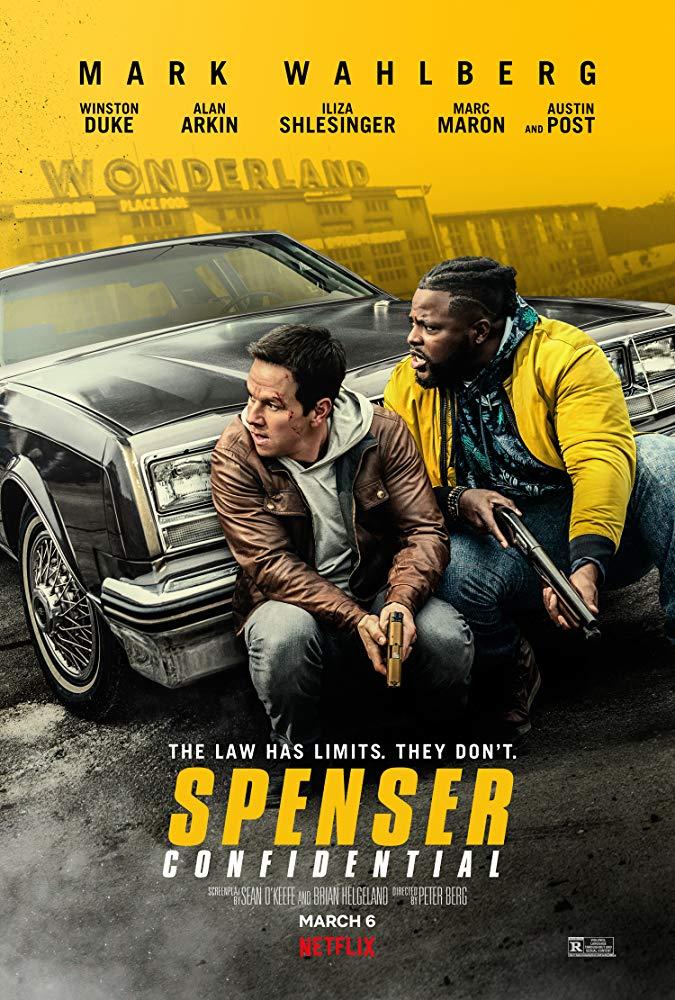 Spenser Confidential Trailer & Poster