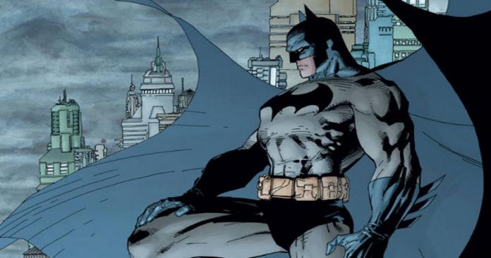The Batman Drehbeginn