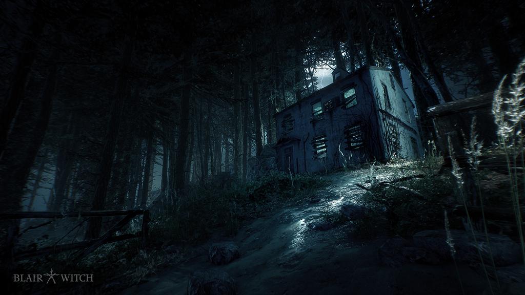 Blair Witch Xbox 3