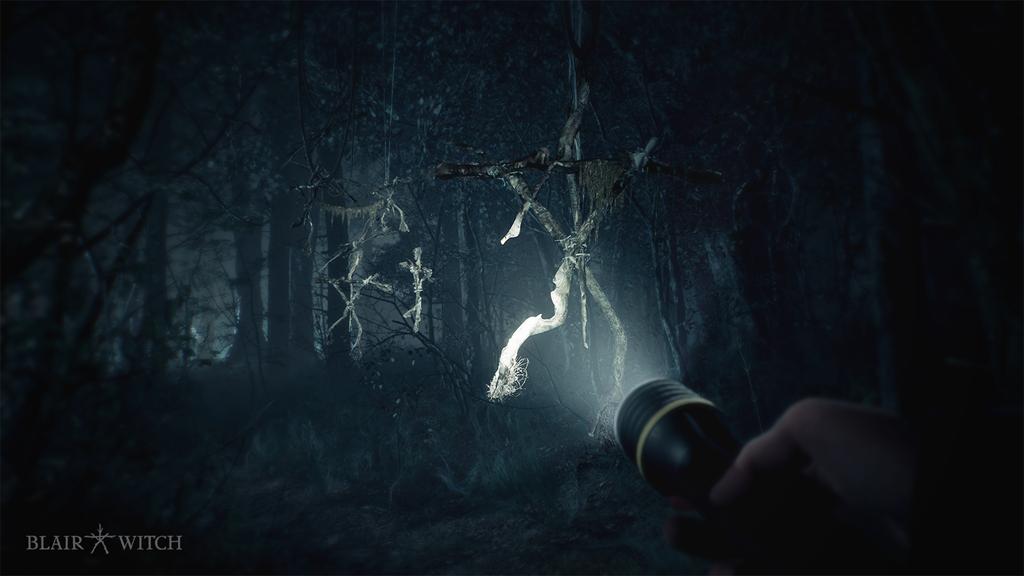 Blair Witch Xbox 2