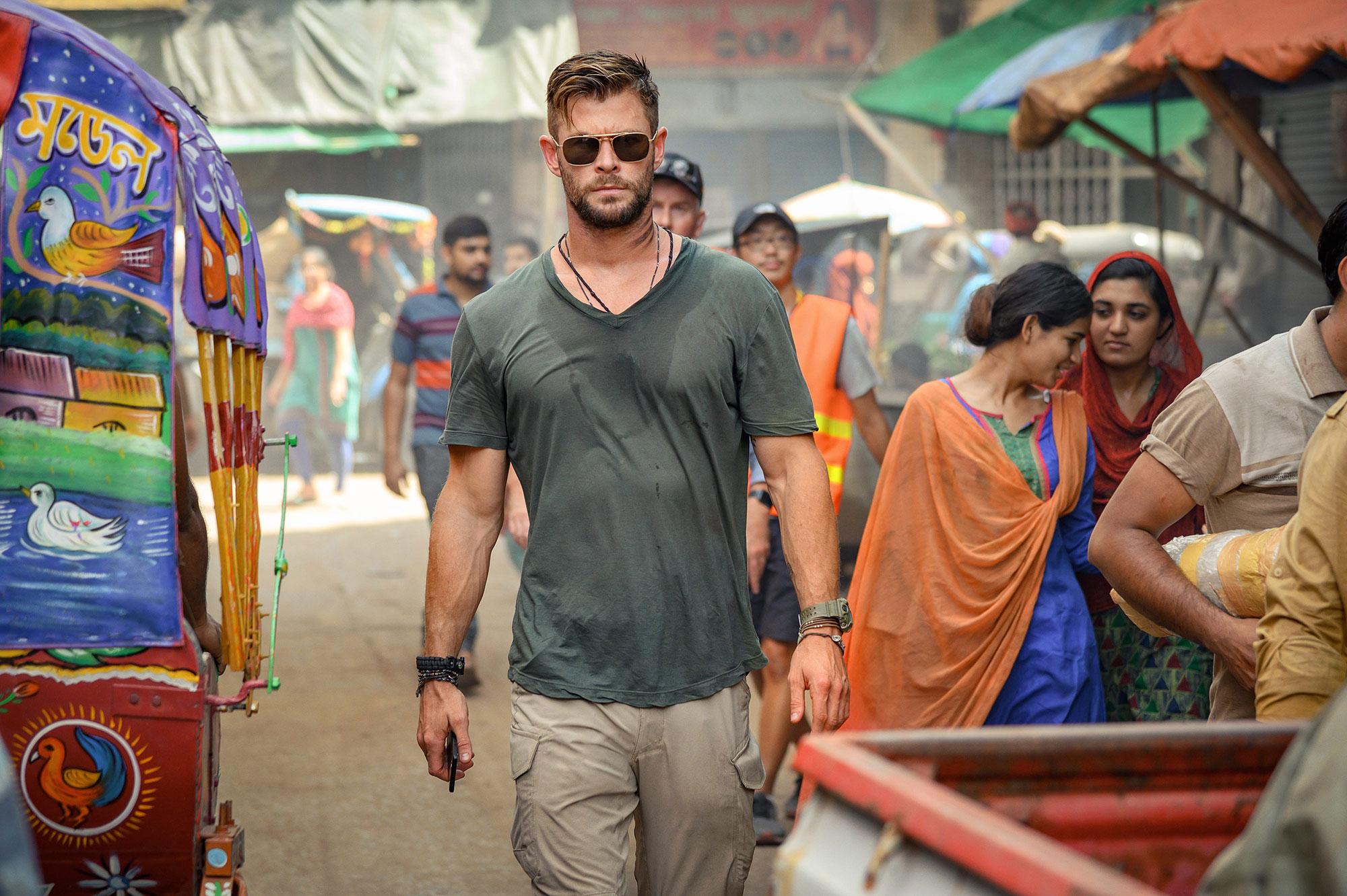 Extraction Chris Hemsworth Bild 1