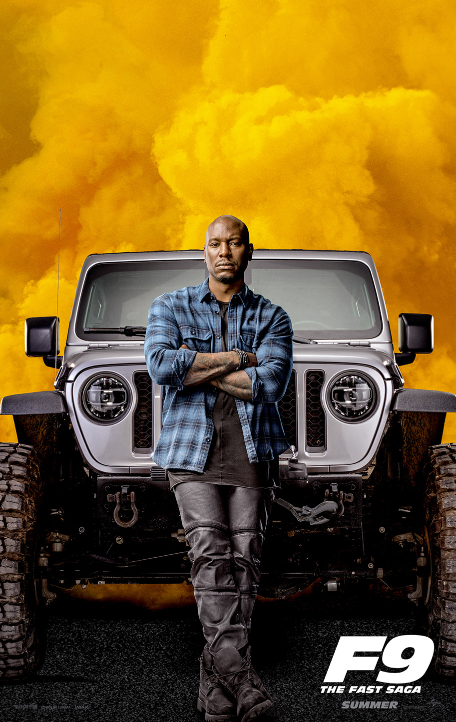 Fast and Furious 9 Trailer & Poster 1