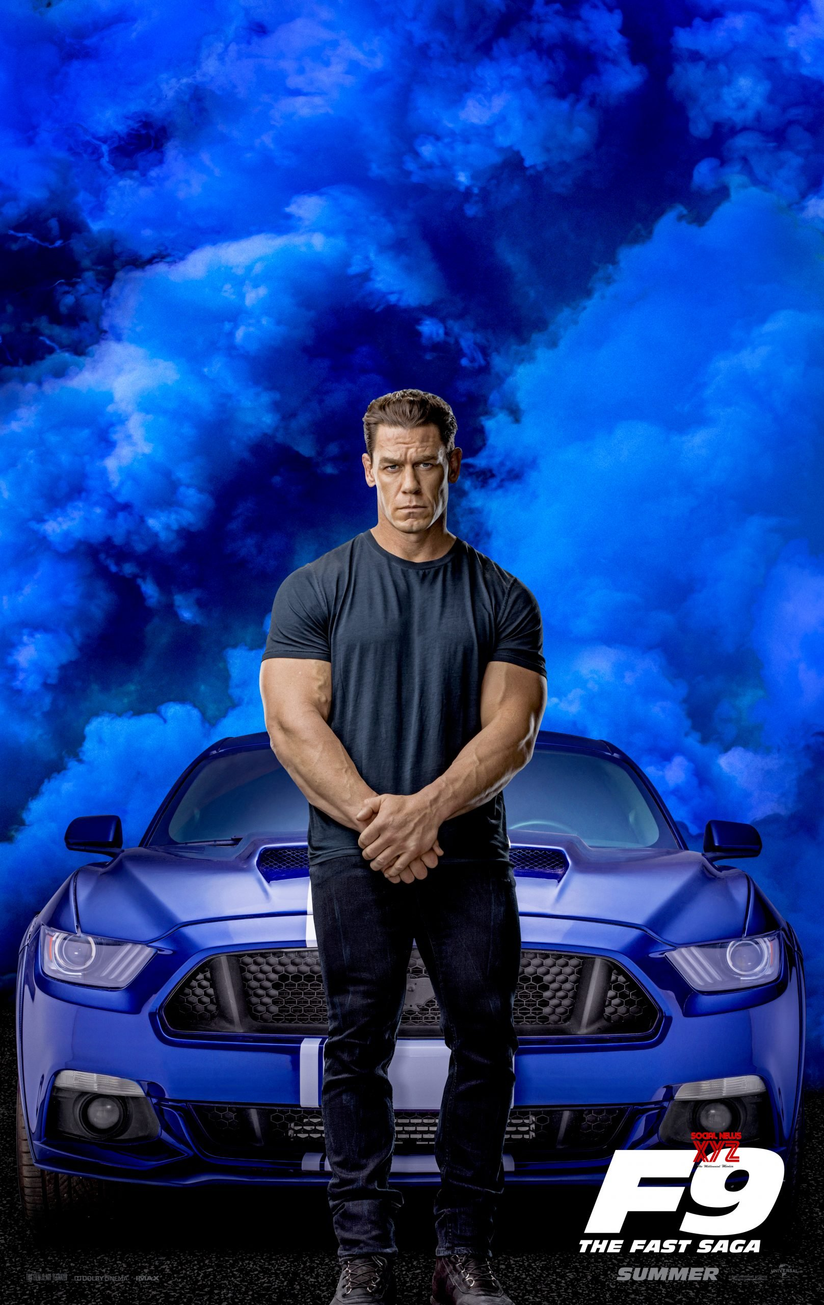 Fast and Furious 9 Trailer & Poster 7