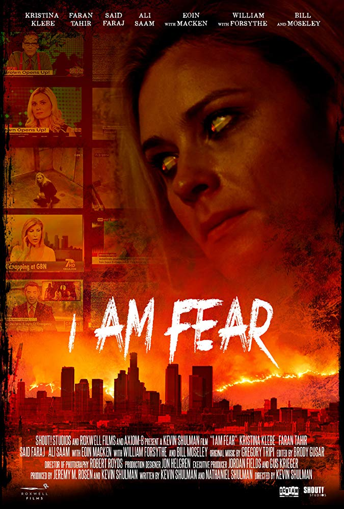 I Am Fear Trailer & Poster