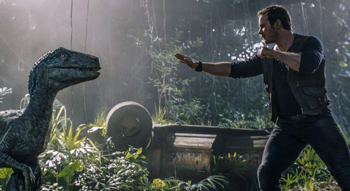 Jurassic World 3 Drehstart