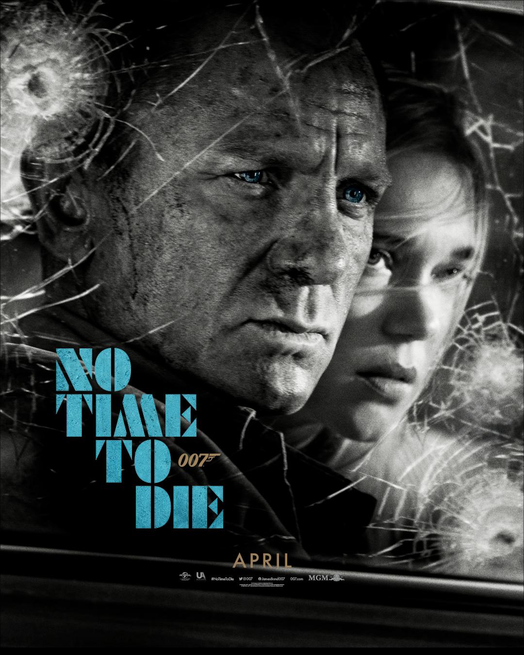 Keine Zeit zu sterben Laufzeit Poster 1