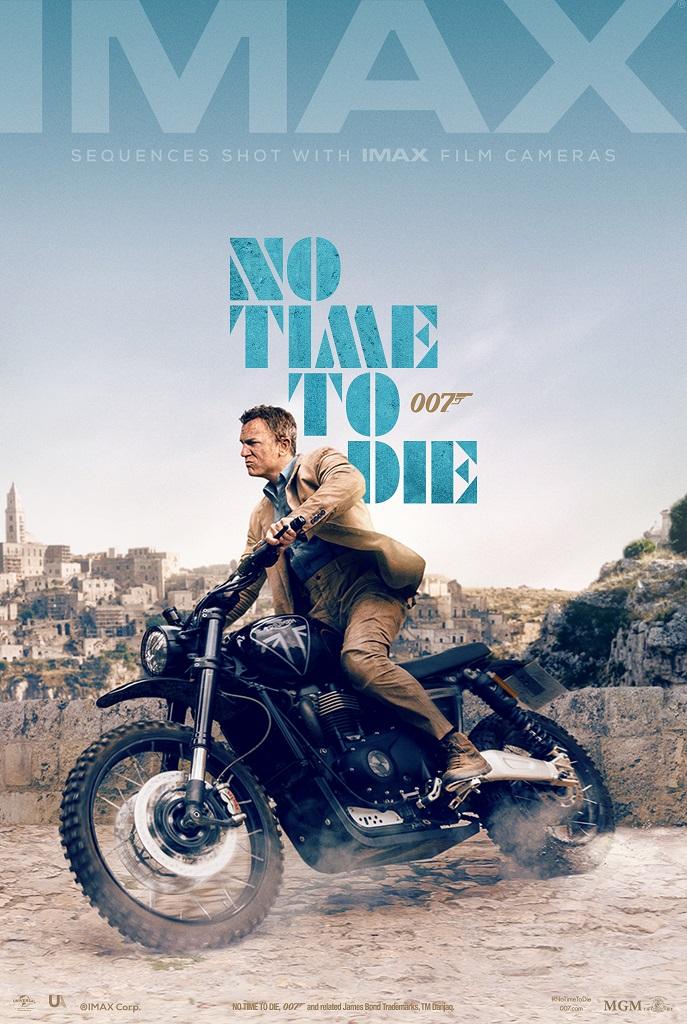 Keine Zeit zu sterben Laufzeit Poster 2
