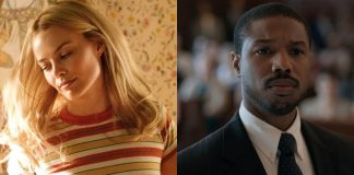 Margot Robbie Michael B. Jordan
