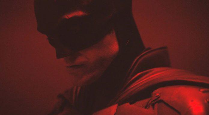 Robert Pattinson Batsuit