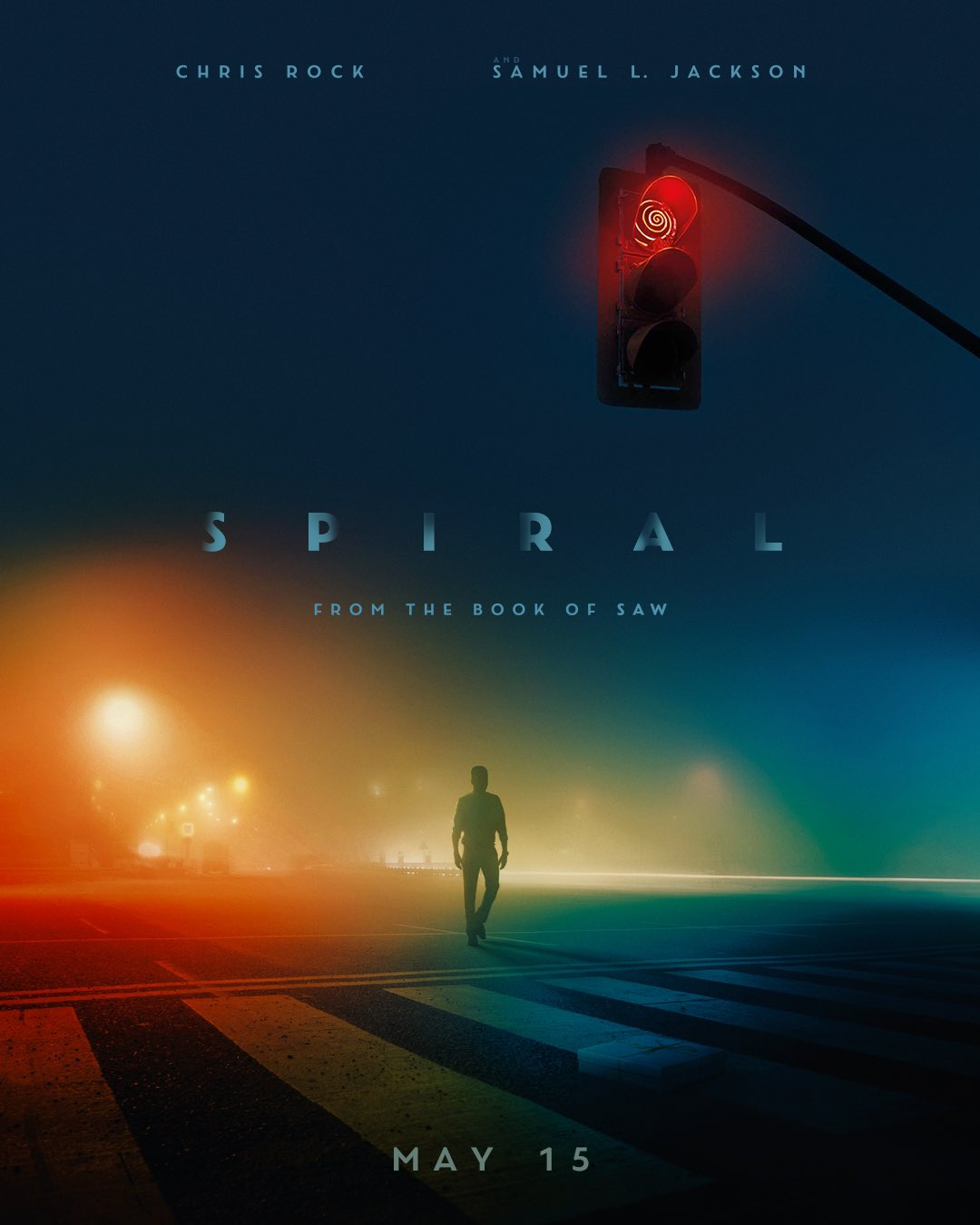 Spiral Teaser Poster