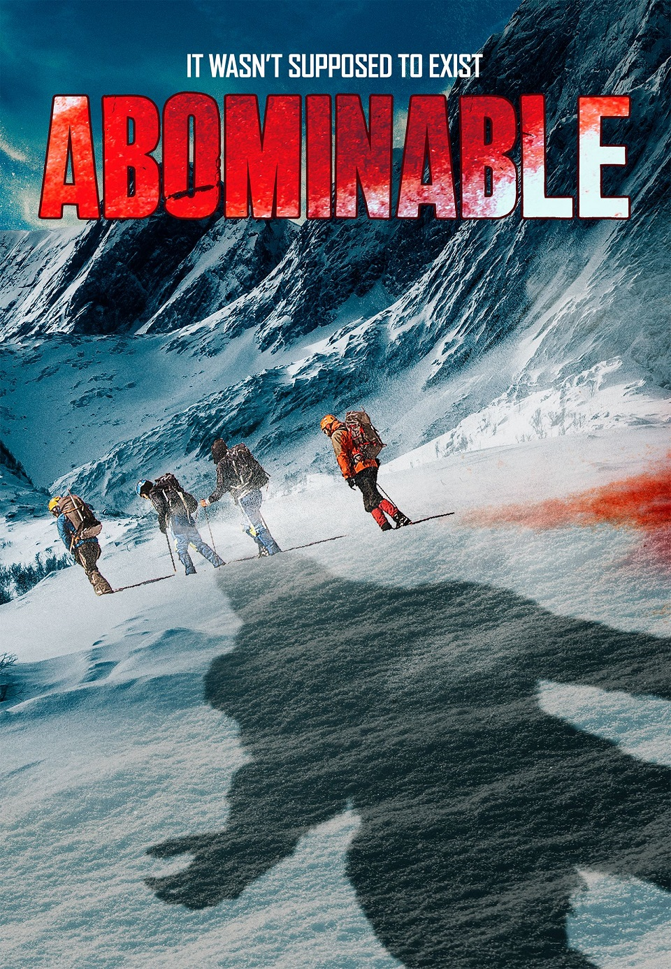 Abominable Poster & Trailer