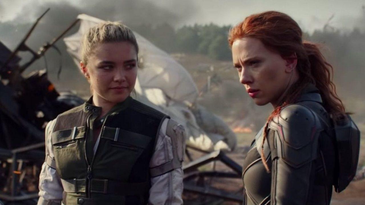 Black Widow Film (2020) · Trailer · Kritik · KINO.de