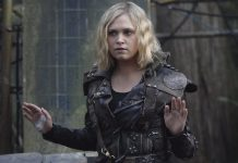 The 100 Staffel 7 Drehende
