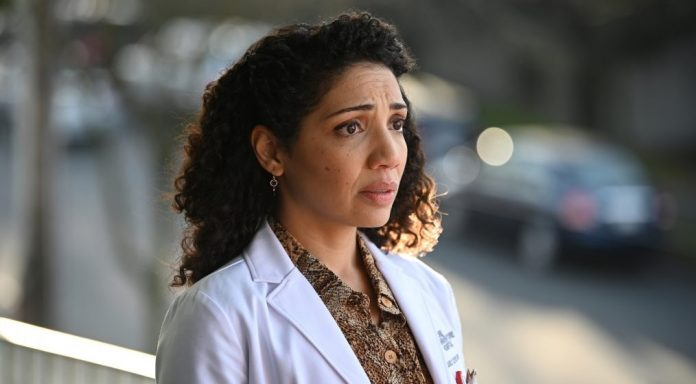 The Good Doctor Jasika Nicole