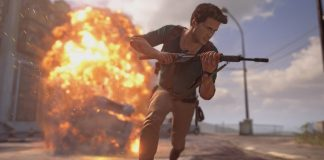 Uncharted Film Start