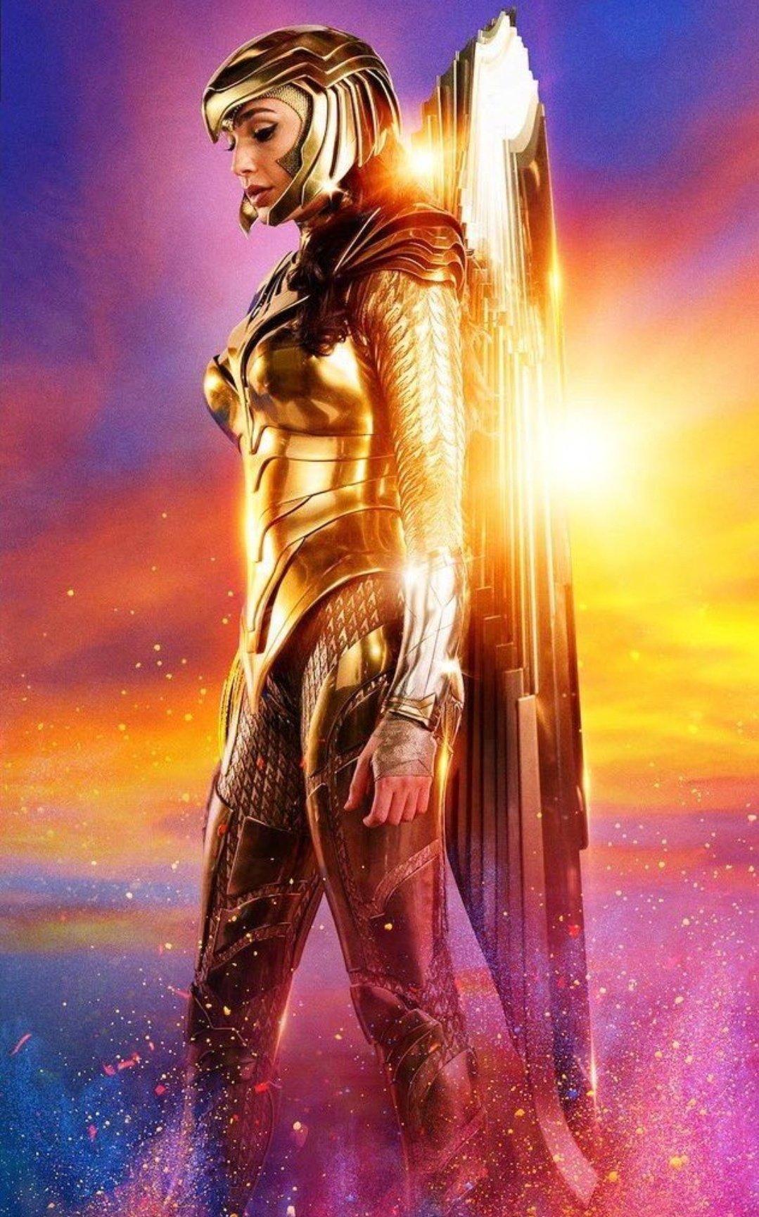 Wonder Woman 1984 Start & Poster 2