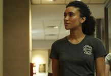 Chicago Fire Annie Ilonzeh