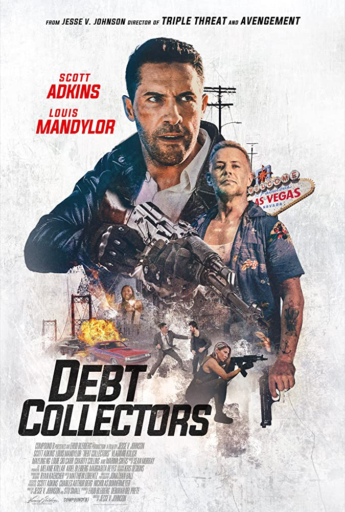 The Debt Collector 2 Trailer & Poster