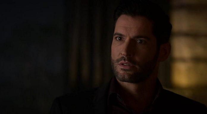 Lucifer Staffel 6 Tom Ellis