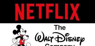 Netflix Disney Aktien