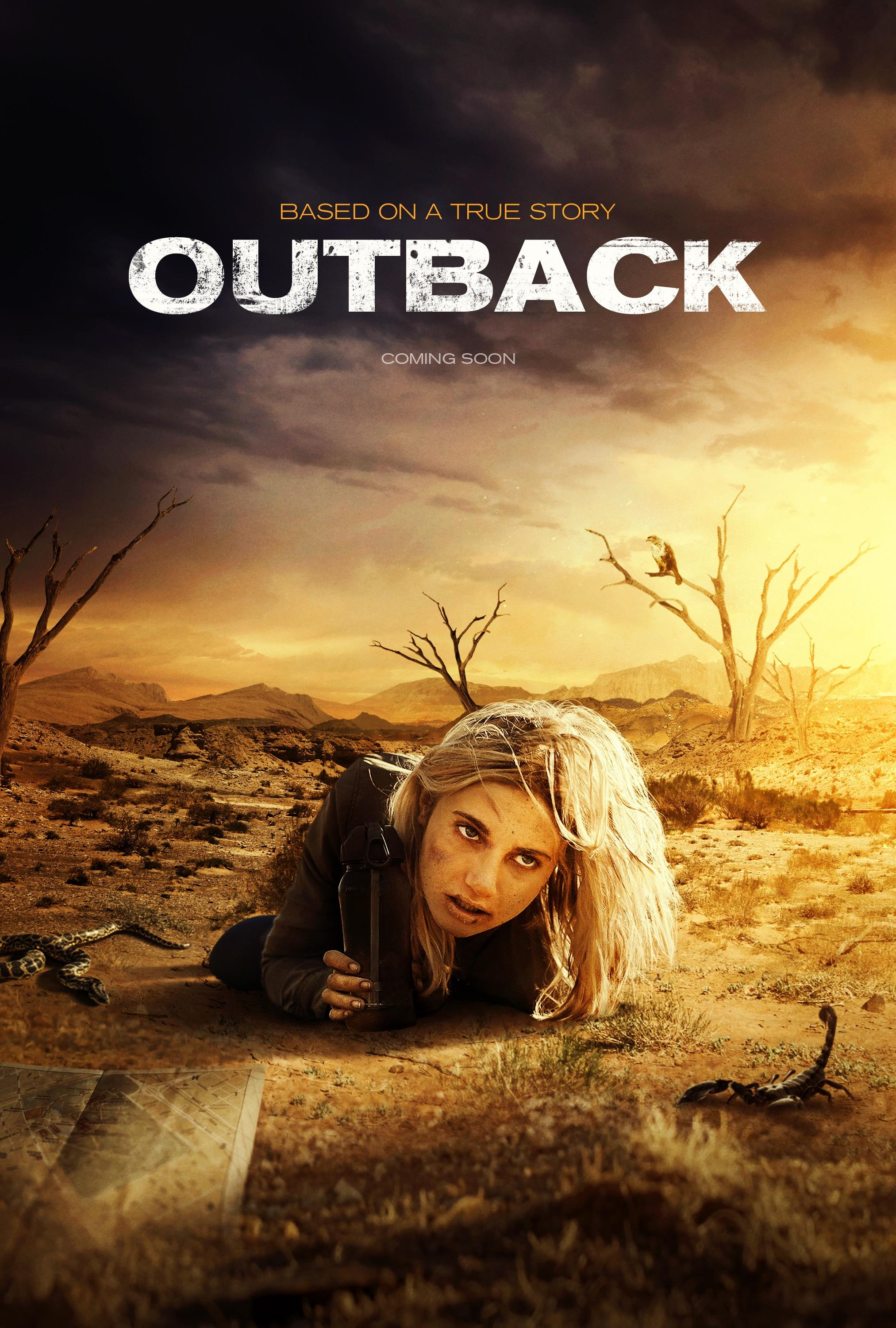 Outback Trailer & Poster