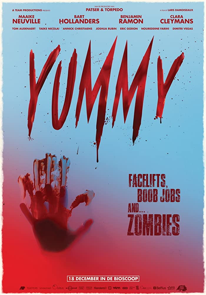 Yummy Trailer & Poster 1