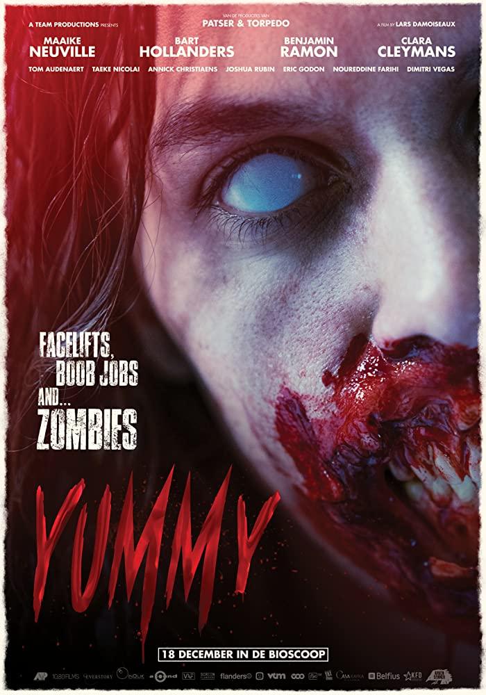 Yummy Trailer & Poster 2