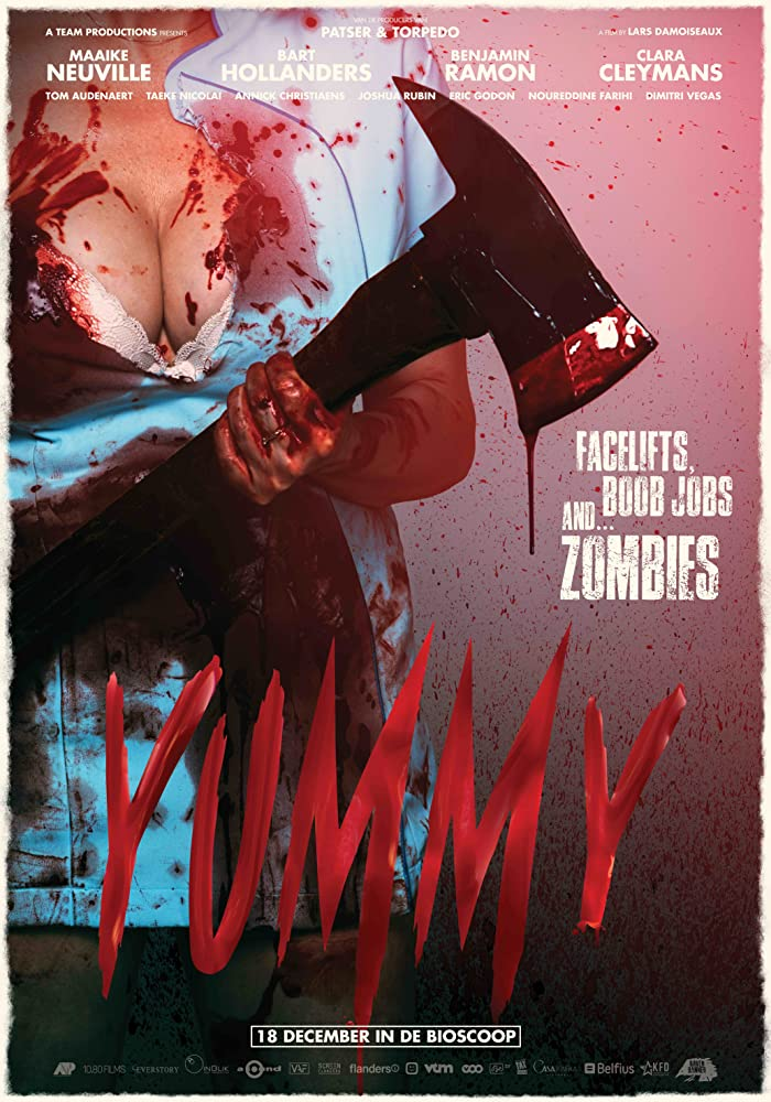 Yummy Trailer & Poster 3
