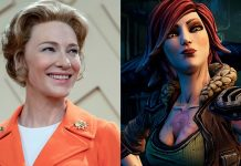 Borderlands Cate Blanchett