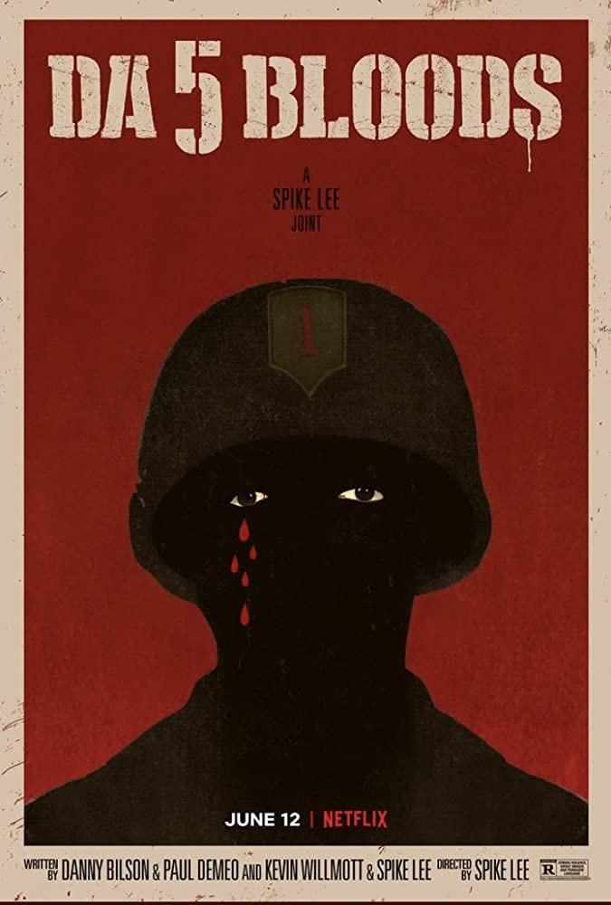 Da 5 Bloods Trailer & Poster