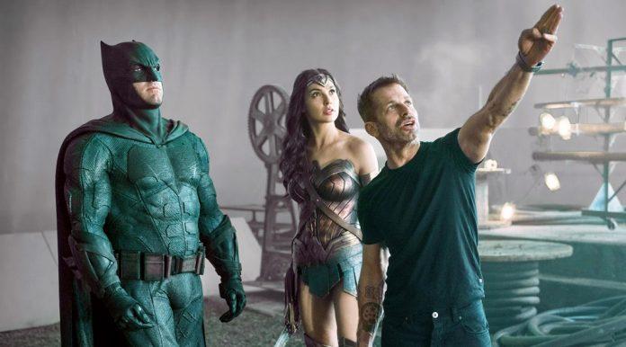 Justice League Nachdreh
