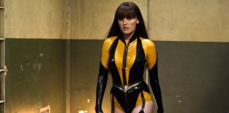 Watchmen Malin Akerman
