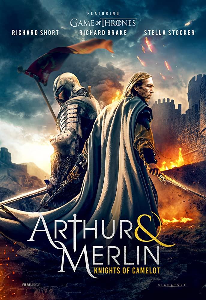 Arthur and Merlin Trailer & Poster