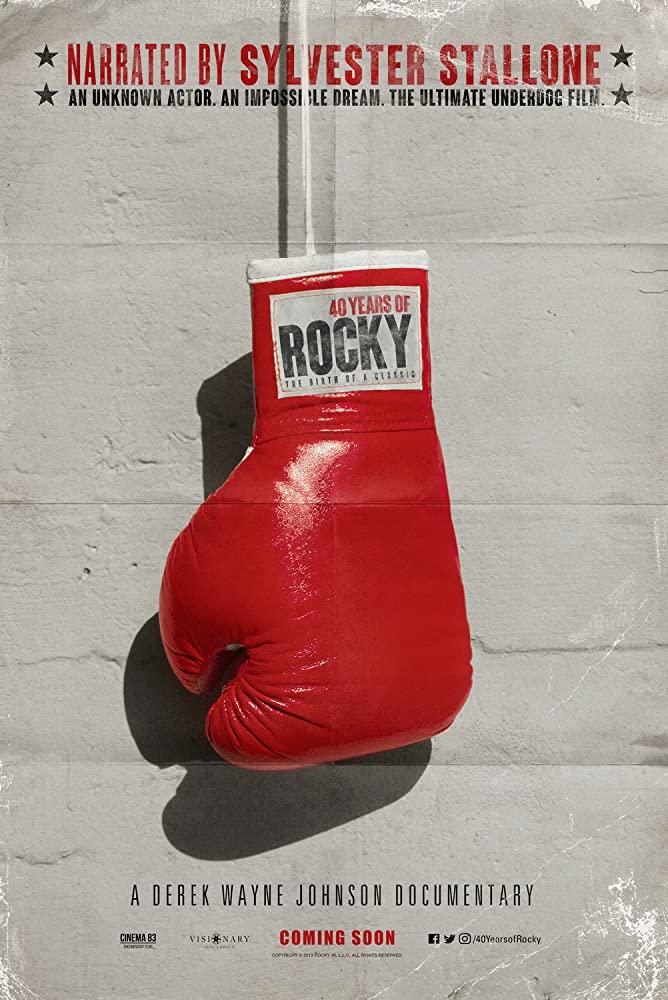 Rocky Doku Poster 1