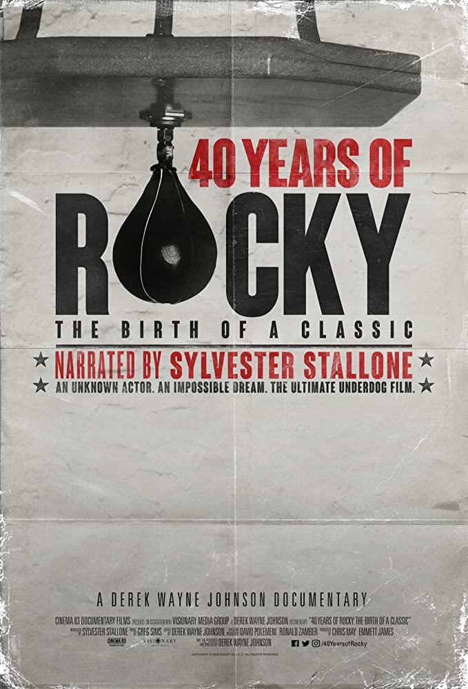 Rocky Doku Poster 2