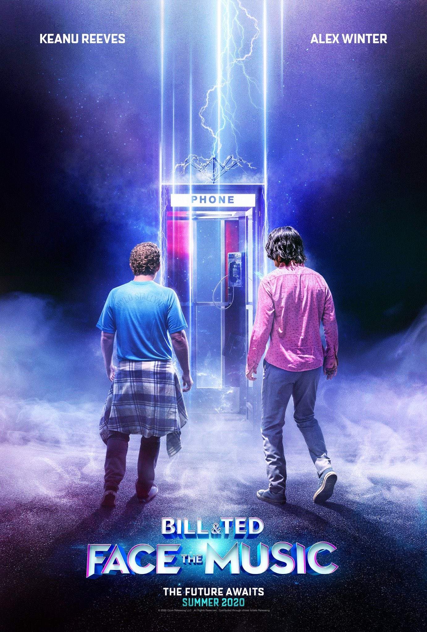 Bill and Ted 3 Trailer & Poster