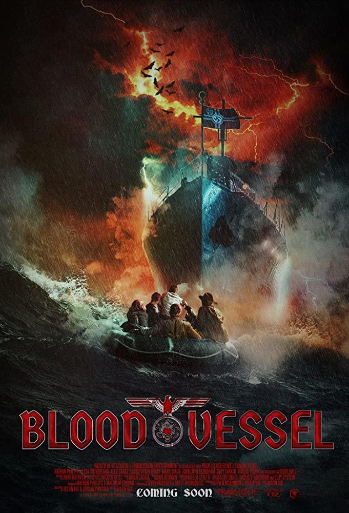 Blood Vessel Trailer & Poster