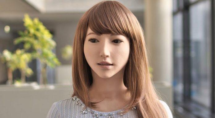 Erica Roboter Film