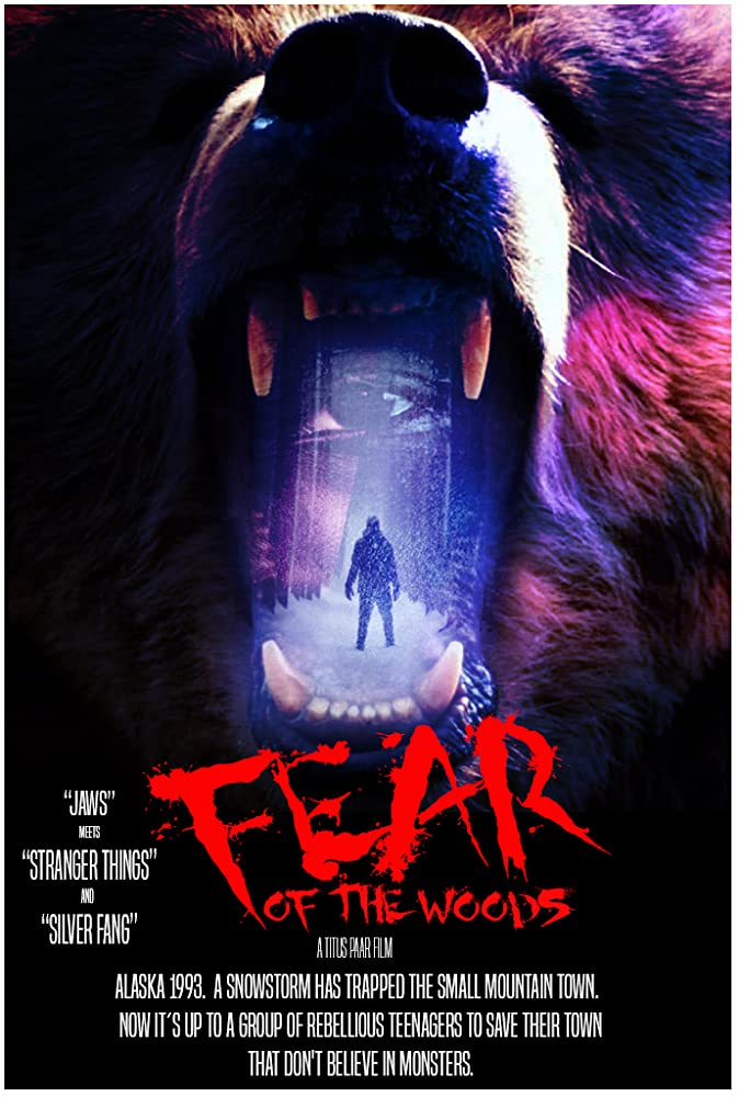 Fear of the Woods Trailer & Poster 2
