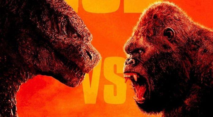 Godzilla vs Kong PG 13