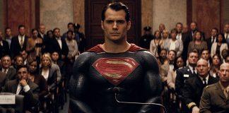 Henry Cavill Superman DCEU