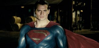 Henry Cavill Superman Rolle
