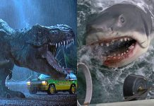 Jurassic Park Kinocharts